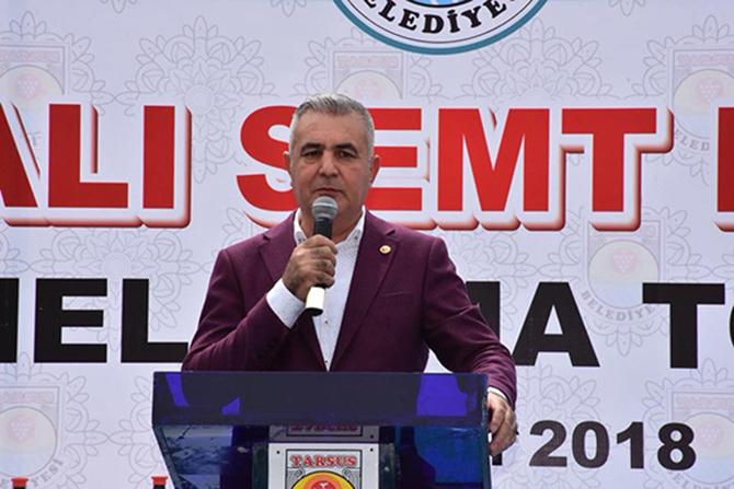 MHP Milletvekili Baki Şimşek, Anneler Gününü Kutladı