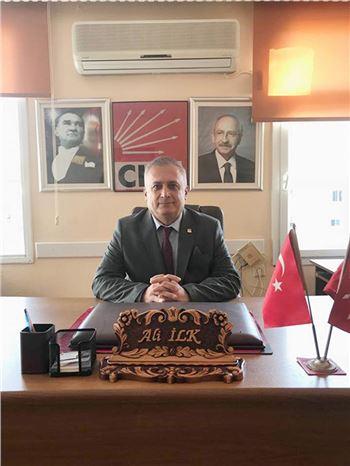 Başkan Ali İlk, Genel Siyasette İlişkin Değerlendirmede Bulundu