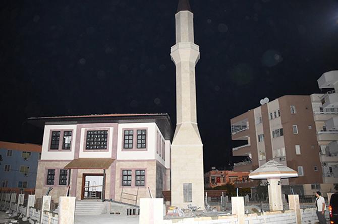 Hacı Lütfiye Kocamaz Cami, Pazar Günü İbadete Açılıyor