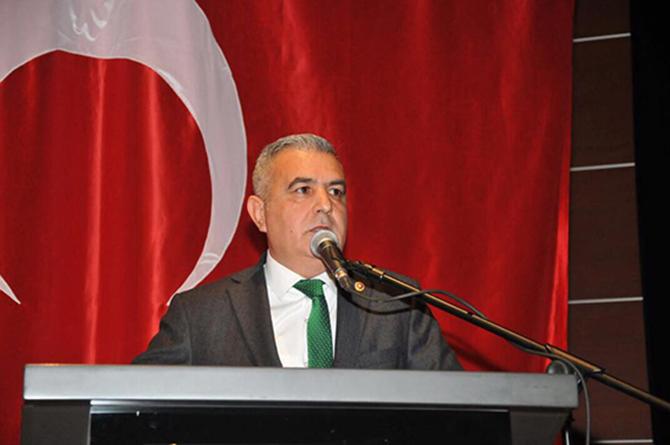"""Baki Şimşek, """"24 Haziran'dan Sonra  Bu Ülkeyi AKP ve MHP Birlikte Yönetecekler"""""""