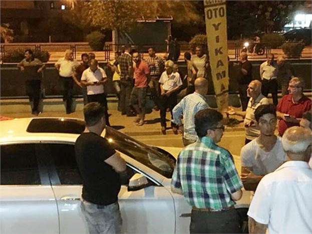 İYİ Parti'ye Çirkin Saldırı