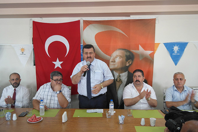 AK Parti, Muhtarlarla Buluştu