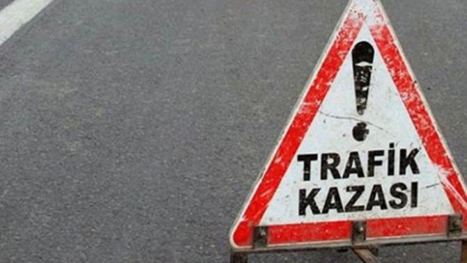 Tarsus'ta Kaza 4 Yaralı