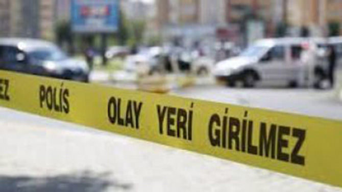 Tarsus'ta Meydana Gelen Olayda Silahla Vurulan Bir Kişi Yaralandı