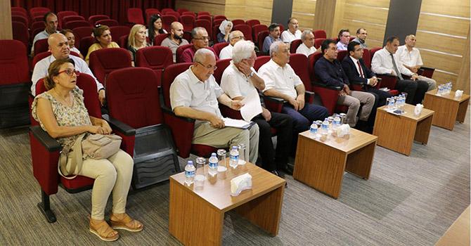 TSO'da Bilgilendirme Toplantısı Yapıldı