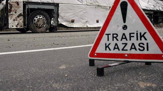 Trafik Kazası Bir Kişi Öldü