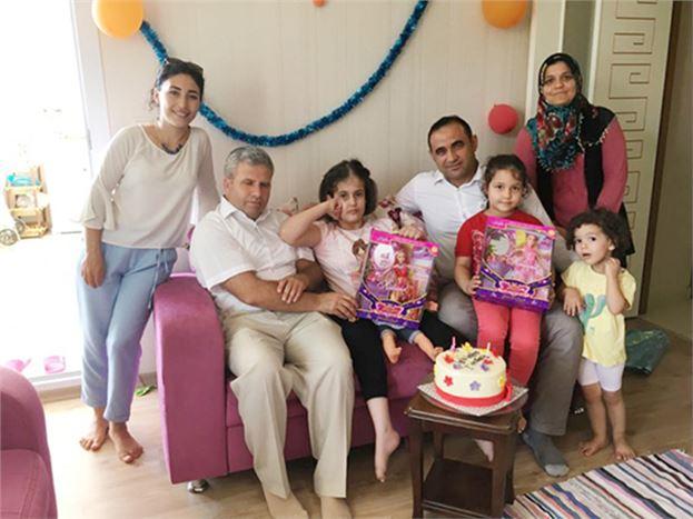 İki Öğrenci'ye Unutulmayacak Doğum Günü Süprizi Düzenlendi