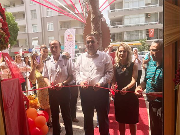 Pizza Pizza Tarsus Şubesi, Hizmete Girdi