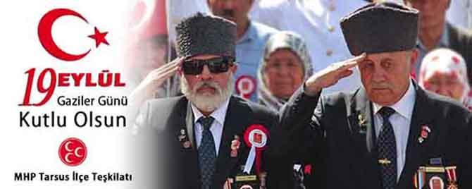 """Bodur, """"Her Vatan Evladı Şehit ve Gazilerimizin Mirasına"""