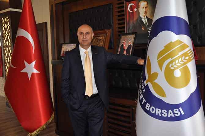 """Başkan Murat Kaya, """"Pamuk Beyaz Altındır"""""""