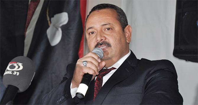Milliyetçi Hareket Partisi İlçe Başkanı Ertuğrul