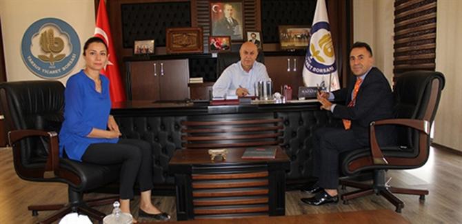 Mersin Medical Park ile Borsa Üyelerine Özel Sağlık Sözleşmesi Yapıldı