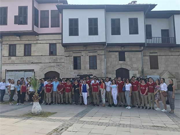 Uçan Koleji'nden Tarsus Gezisi