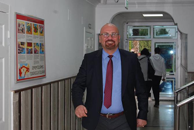 Eğitimci ve Spor Adamı Hüseyin Torun, Tarsus  Belediye Meclis Üyeliği İçin Aday mı Oluyor?