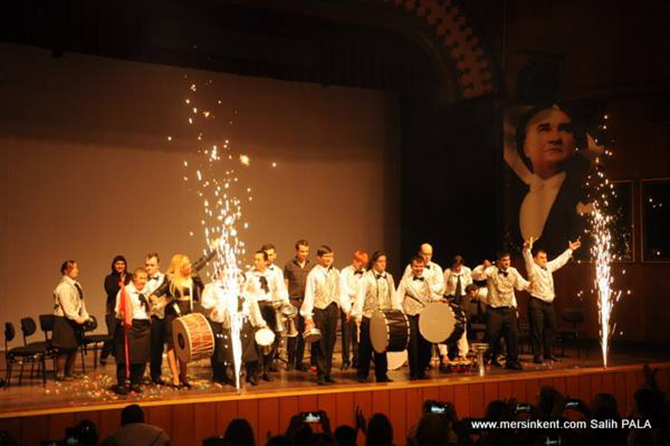 2.Mersin Uluslararası Engelsiz Sanat Festivali Mersini Sardı