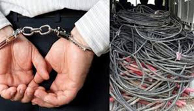 Hırsızlıktan İki Kişi Tutuklandı