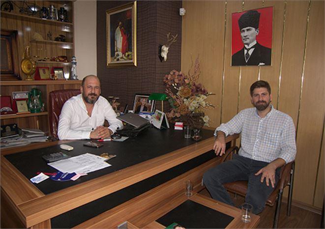"""CHP Tarsus Belediye Başkan A. Adayı Ali Boltaç, """"Daha Mutlu Bir Tarsus İçin Aday Adayı Oldum"""""""