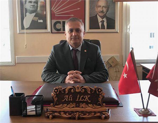 """Başkan Ali İlk, """"Halkevleri Yalnız Değildir"""""""
