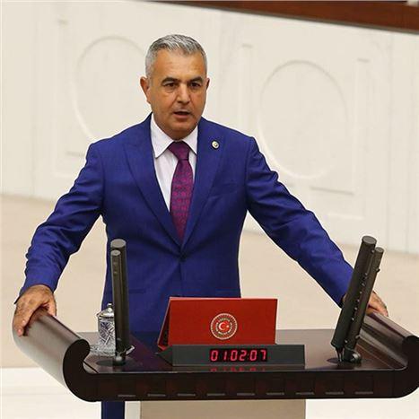 Baki Şimşek, Mersin Milletvekillerine Seslendi