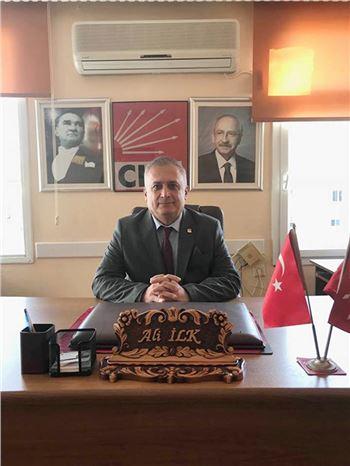 """Başkan Ali İlk, """"Her Sahtekarın, Her Hainin, Her Kul Hakkı Yiyenin Gerçek Bir Sonu Vardır"""""""