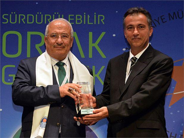 Mersin Büyükşehir Belediyesi ve MESKİ, Mükemmellik Ödüllerine Layık Görüldü