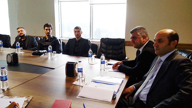 Özel Eğitim ve Rehberlik  Hizmetleri Bilgilendirme ve  Değerlendirme Toplantısı Düzenlendi