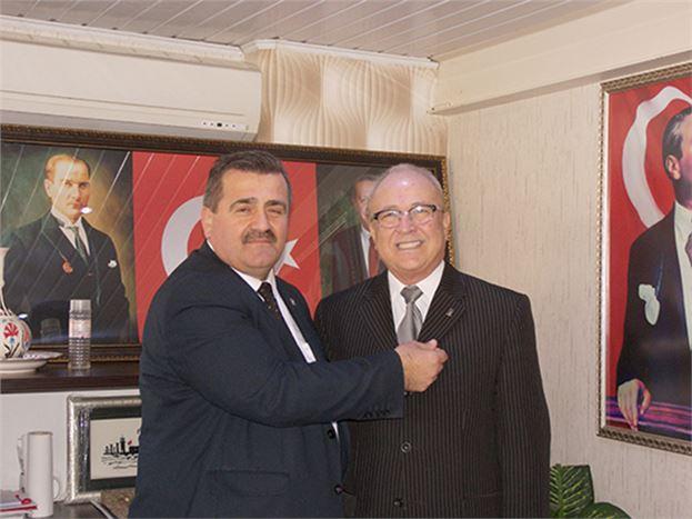 Dr. Mücahit Emin Polat, Belediye Başkan A. Adaylığını Açıkladı