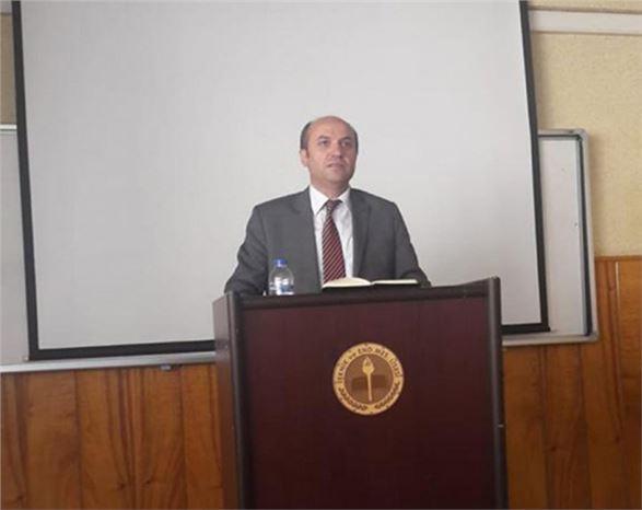 Metin, Okul Müdürleri ile Toplantı Yaptı