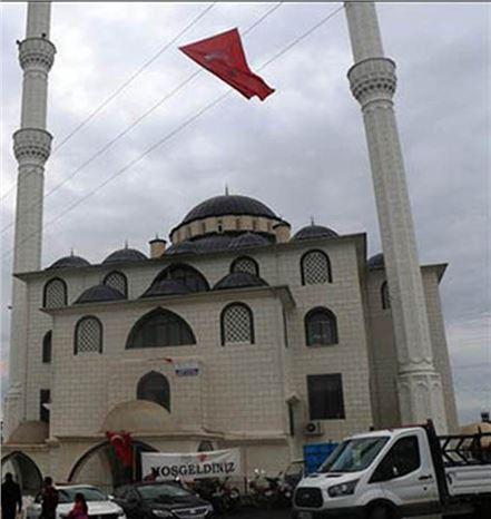 Fahrettinpaşa Camii  Açılış Töreni Gerçekleşti