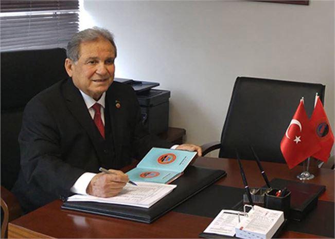 """Başkan Ömer Kurnaz, """"Emekli Maaşlarının  Hesaplanmasında Tek Çatı Hesaplama Sistemi Getirilmeli"""""""