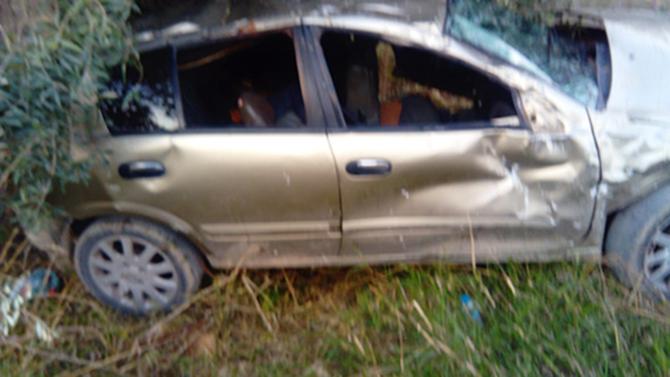 Trafik Kazasında 1 Kişi Öldü, 1 kişi Yaralandı