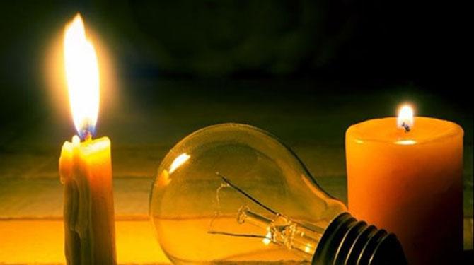 Bugün 5 Mahallede Elektrik Kesintisi Var