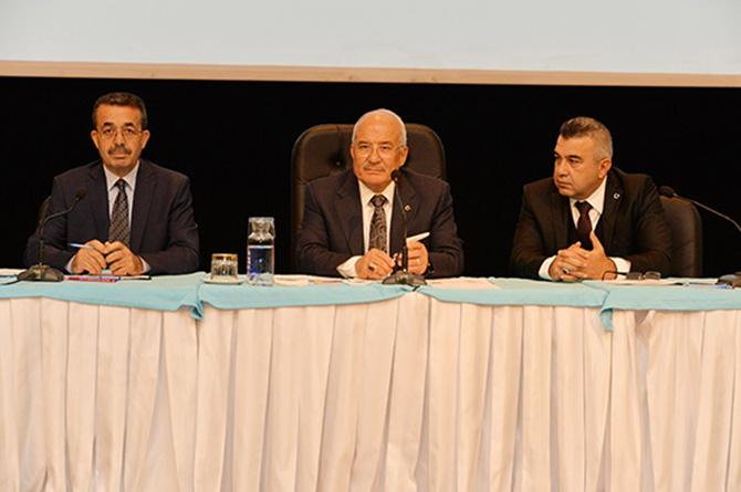 Büyükşehir Belediye Meclisi Aralık Ayı Toplantısını Yaptı