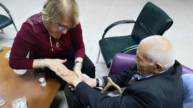 Alzheimer Hastaları İçin Güzellik Günleri Etkinliği Düzenlendi