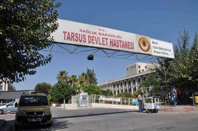 Tarsus Devlet Hastanesine Başhekim Atandı