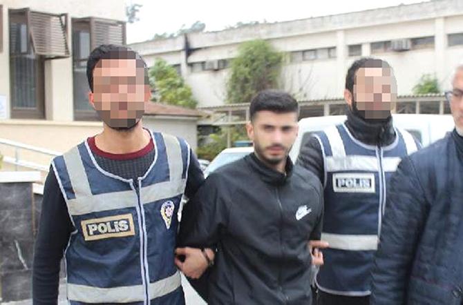 Araçtaki 300 Bin Lirayı  Çalan 2 Şüpheli Yakalandı