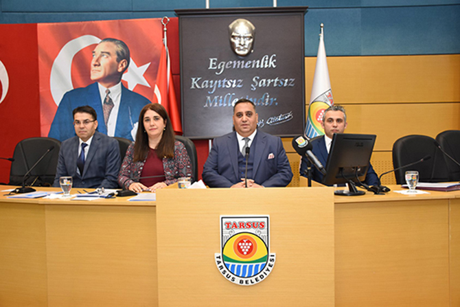 Başkan Can'dan Şehit Ailesine Ahde Vefa
