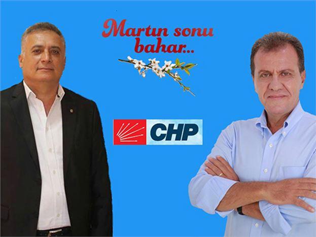 """CHP İlçe Başkanı Ali İlk, """"Mersin Büyükşehir Belediye Başkan Adayımız Vahap Seçer'i Kutluyoruz"""""""