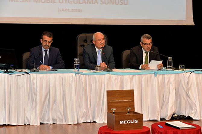Mersin Büyükşehir Belediye Meclisi 1.Birleşimi Yapıldı