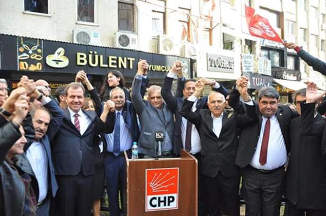 CHP İlçe Başkanı Ali İlk'ten Açıklamalar
