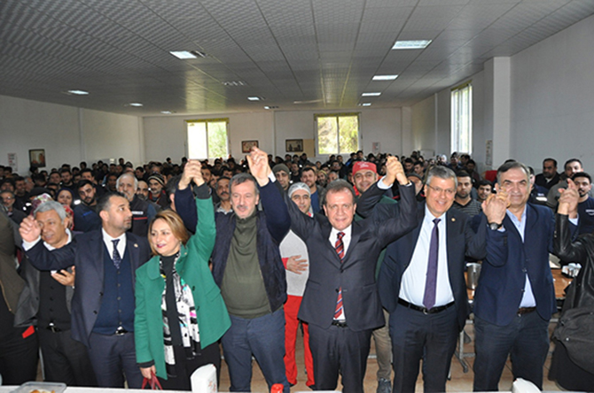 4 Milletvekilinden Vahap Seçer'e Destek Ziyareti