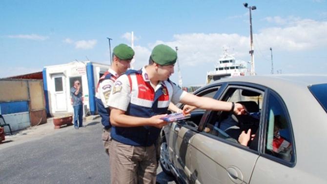 Jandarma Trafik Ekipleri,  Denetimlerine Devam Ediyor