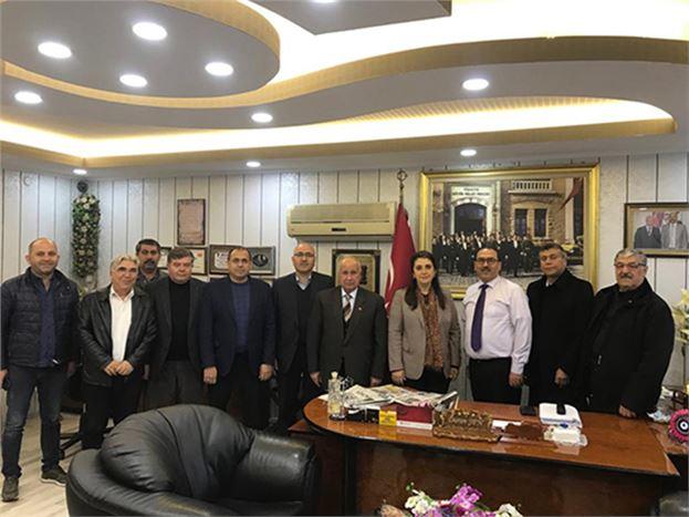 İYİ Parti Tarsus Belediye Başkan Adayı Mimar Esin Erkoç, Seçim Çalışmalarını Sürdürüyor