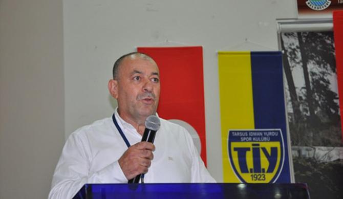 """TİY Başkanı Eyüboğlu, """"Spor Dostluk, Kardeşlik ve Barıştır"""""""