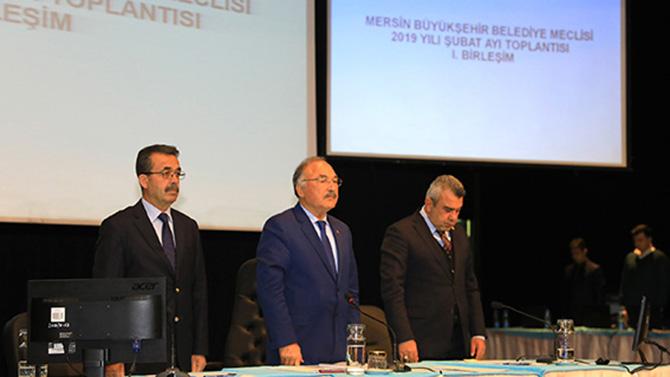Şubat Ayı Meclis Toplantısı Yapıldı