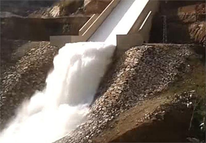 Baraj Kapakları Açıldı