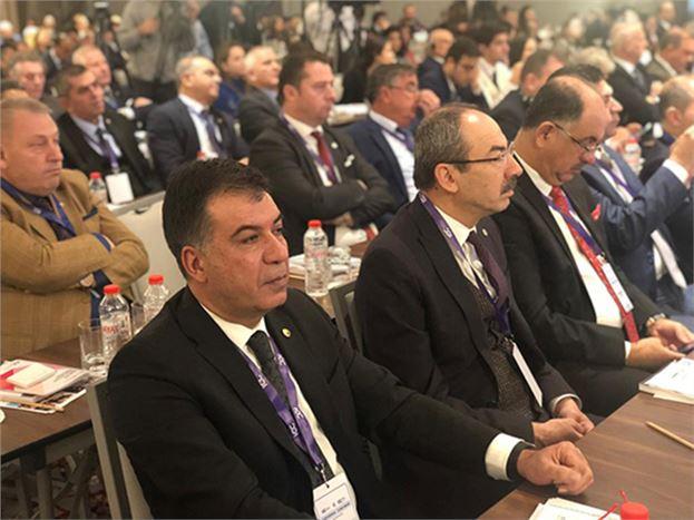 Koçak, ICC Türkiye Tahkim Günü Toplantısına, Katıldı