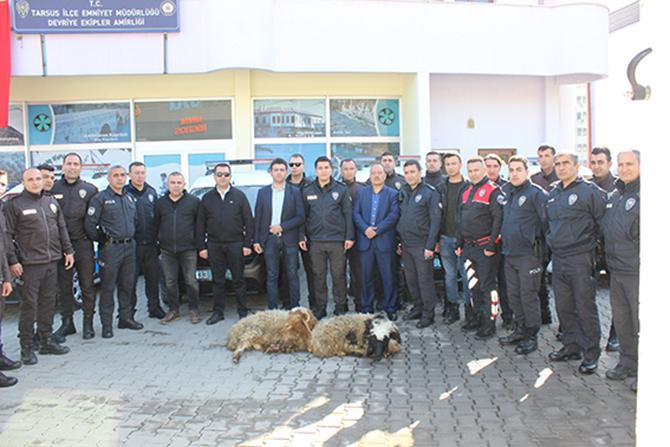 Tarsus İlçe Emniyet Müdürlüğüne Araç Takviyesi Yapıldı