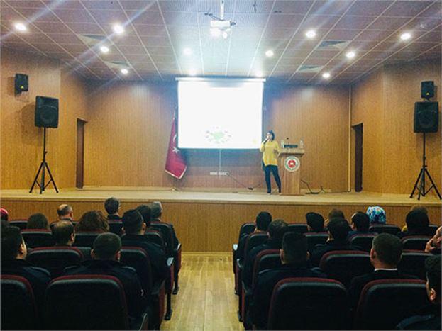 'Kadına Yönelik Şiddetle  Mücadele Eğitimi' Düzenlendi