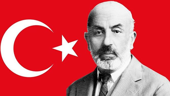 'İstiklal Marşının Kabul Edildiği Günü ve Mehmet Akif Ersoy Bugün Anılacak